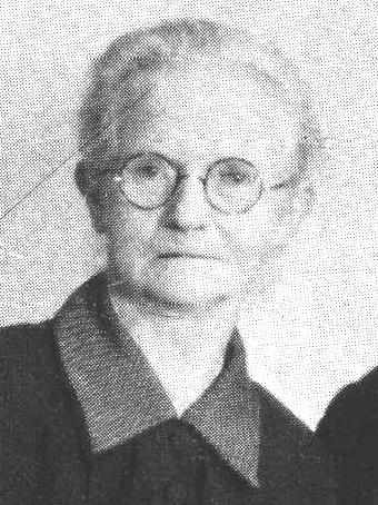 Sie heiratete <b>Nikolaus Schmitt</b>. - 8e200